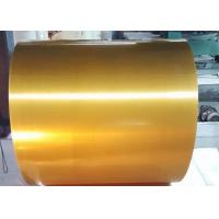 Buy cheap Silver Color Color Coated Galvanized Sheet , PPGI Steel Plate DX51D TDC51D from wholesalers