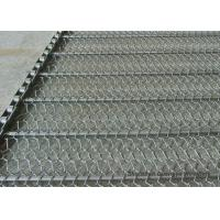 Electric Furnace Ss Metal Mesh Belt Anti Friction Custom Design Energy Saving