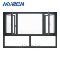 Buy cheap Singapore Hot Sell Cheap Price Aluminum Casement Hotel Condos Windows from wholesalers
