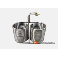Buy cheap Customized Industrial Stainless Steel Heat Exchangers Welded Tubing Coil from wholesalers