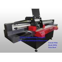Buy cheap Multifunction Commercial Digital Printer For Glass Balcony Railings / Decoration from wholesalers