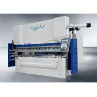 Buy cheap NC Hydraulic Press Brake Machine 40 Ton 2500mm For Stainless Steel / Mild Steel from wholesalers