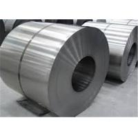 Buy cheap High Yield Strength Galvanized Steel Sheet In Coil / SPCC Steel Mounting Plate from wholesalers