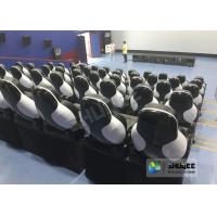 Buy cheap 80 Movies 5D Simulator For Center Park With Black & Luxury 5D Motion Seat from wholesalers
