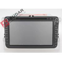 Buy cheap Android 6.0 Vw Touch Screen Stereo , 8 Inch Skoda Fabia Dvd Player Heat Dissipation from wholesalers