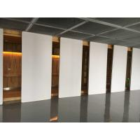 Buy cheap Meeting Room Movable Sliding Office Partition Walls with Aluminum Frame from wholesalers