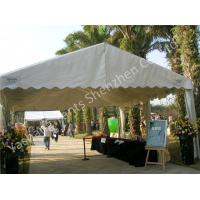 Buy cheap Uvioresistant White PVC Fabric Cover Outdoor Event Tent with Roof Linings from wholesalers