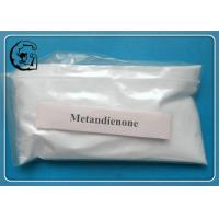 Buy cheap Bodybuilder Oral Anabolic Steroids CAS 72-63-9 Dianabol Metandienone from wholesalers