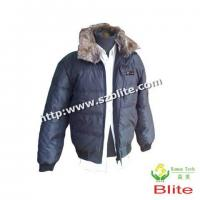Buy cheap Fashionable Men's Electricall Heated Jackets from wholesalers