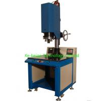 Buy cheap Digital Precision Ultrasonic Welding Machine / Ultrasonic Plastic Welder , High Precision from wholesalers