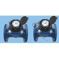 Horizontal Dry Dial Woltman Type Water Meter , Industrial Woltmann Water Meter