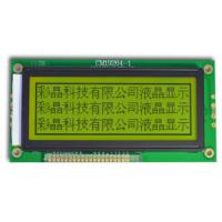 Buy cheap Standard small size industrial grade 192x64 dots matrix lcd module with KS0108 controller used for instrument meters from wholesalers