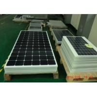 Buy cheap Monocrystalline Solar Panel Alternative Energy , Industrial Solar Excellent Heat Dissipation from wholesalers