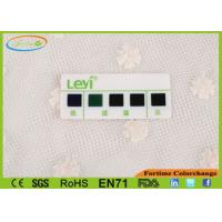 Buy cheap Customized Digital Baby Bath Thermometer Adhesive Temperature Strips from wholesalers