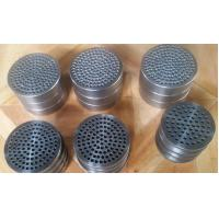 Buy cheap Polished Filter Moulds For PE Blowing Film Machine Filter Parts from wholesalers