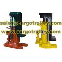 Buy cheap Toe jacks for sale with price list from wholesalers