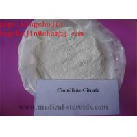 Buy cheap Muscle Gain Oral Anabolic Anti-Estrogen Clomid/Serophene (Clomifene Citrate) Conversion 50mg/ml for Bodybuilding from wholesalers