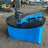 Buy cheap Customized 3 Jaw type turntable chuck welding heavy duty good price product