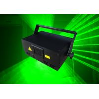 Buy cheap Mini Green Laser Projector , 100MW Green Laser Show Lighting from wholesalers