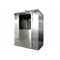 Buy cheap CE 99s Showering 25m/S Modular Clean Room For Worker Entrance product