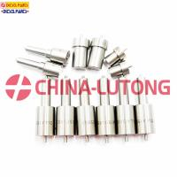 Buy cheap mitsumbishi injector nozzle 105015-4380 DLLA154S374N438 multiple nozzle assembly from wholesalers