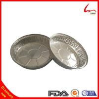 Buy cheap Round 9' Cake Pan Disposable Aluminium Foil Pans,Fruit plate/Vegetable Pan from wholesalers