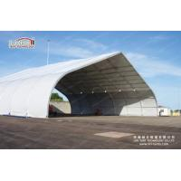 China TFS curve military tent for base and aircraft from Chinese factory on sale