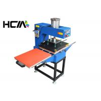 Buy cheap 50x70 CM Digital Heat Transfer Printing Machine For T Shirts Easy Operation from wholesalers