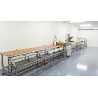 Busbar Automatic Production Line , Automatic / Digital Busbar Punching Machine