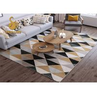 Quality Anti Stactic Carpet Underlay Felt / Non-Slip Polyester Rug For Home Decoration for sale