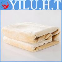 Buy cheap decorated plain cute knitting solid colored pattern and color free baby coral fleece blankets from wholesalers