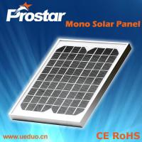 Buy cheap 5 Watt Monocrystalline Solar Panels from wholesalers