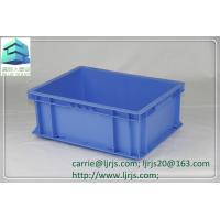 China eu plastic container for parts storage and transportation for
