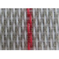 Buy cheap Triple Layer Paper Making Machine Parts Polyester Forming Fabrics Green / Blue Color from wholesalers