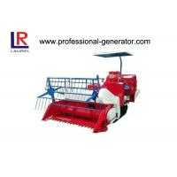 Buy cheap Small Agriculture Harvester With 18KW Electric Starting Diesel Engine , 60HZ Small Rice Combine Harvesting Machine product