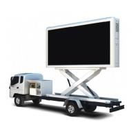 Buy cheap P6 Full Color Truck Mounted LED Screen Panels , Mobile LED Screens from wholesalers