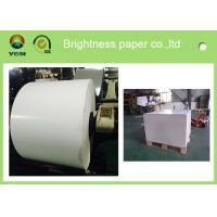 Jumbo Roll Blister Board Paper Large White Cardboard Moisture Proof