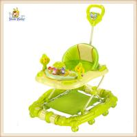 Buy cheap Rolling Baby Walker With Handle  from wholesalers