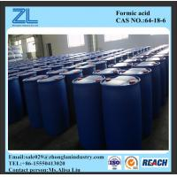 Buy cheap FormicAcidfor textile and leather industry uesd from wholesalers