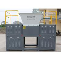 Buy cheap 4 Shaft Commercial Shredding Machine , Household Waste Metal Dual Shaft Shredder from wholesalers