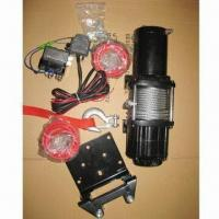 Buy cheap 4500 ATV Winch for Side x Side (UTVs), Fully Sealed Design from wholesalers