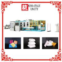 Buy cheap high quality multi-function Ps fast food box machine from wholesalers