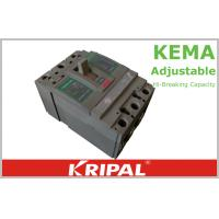 Buy cheap Adjustable 160 Amp 3 Pole Industrial Molded Case Residential Circuit Breaker 50ka from wholesalers