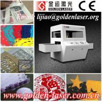 Buy cheap CO2 100W 150W 200W 500W Laser Cutter Paper Crafts from wholesalers