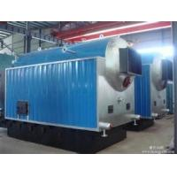 Buy cheap Biomass Water Tube Oil Steam Boiler Circulating Fluidized Bed Biomass Gasification from wholesalers