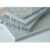 Buy cheap Aluminum Honeycomb Core Panels For Interior Ciling Wall Decoration from wholesalers