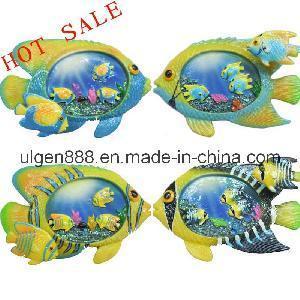 China Souvenir -Polyresin Fridge Magnet on sale