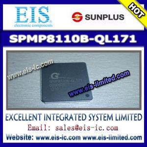 Buy cheap SPMP8110B-QL171 - SUNPLUS - Email us: sales012@eis-.com product