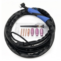 Buy cheap WP9 Air Cooled 4M 8M Tig Welding Torches And Accessories from wholesalers