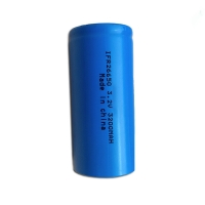 Buy cheap Lithium Iron 3200mAh 3.2 Volt Rechargeable 26650 Batteries product